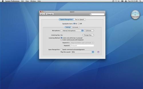 Come attivare il riconoscimento vocale su un Mac