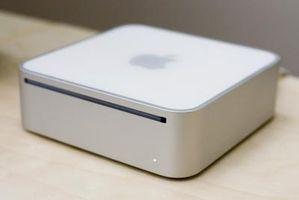 Come risolvere un sonoro esterno su Mac Mini