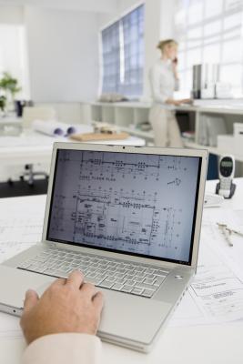 Tavolo da disegno meccanico & tecniche CAD