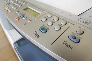 Come eseguire la scansione di documenti su una fotocopiatrice Invia a un Computer o E-mail