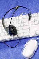 Come registrare e inviare un messaggio vocale via Email