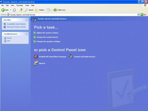 Come modificare i suoni su Windows Xp