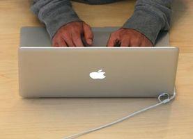 Come aprire il vassoio del disco su un Mac