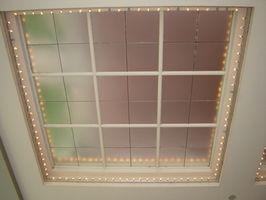 Come creare una finestra in una parete interna