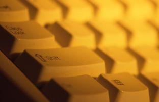 Come modificare la posizione di un tasto CANC sulla tastiera Dell