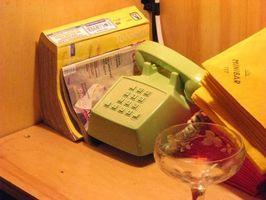 Come trovare un Business con un numero di 800 telefono
