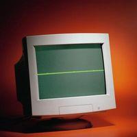 Quali sono i monitor CRT?