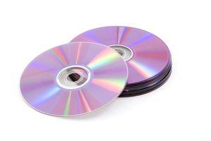 Come fare etichette DVD personalizzati con una stampante termica