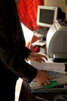 Come fare copie fronte/retro su una stampante HP Color Laserjet 2820