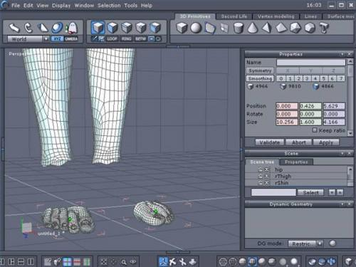 Come creare vestiti modello virtuale