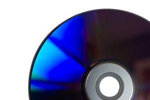 Come riparare la struttura del DVD difettosi