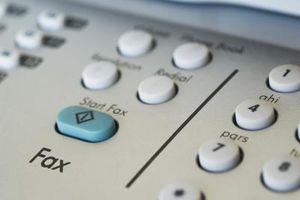 Quali sono le cause di fax illeggibile?