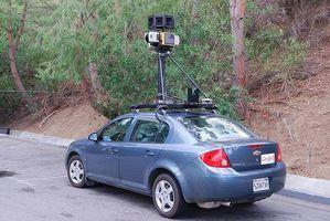 Come fa Google a creare Street View?