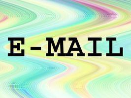 Regole per una riga dell'oggetto vuota in un Outlook Express messaggio