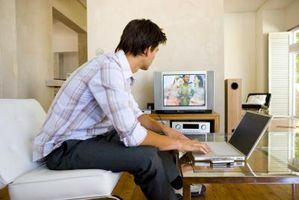 Come guardare la TV su un Computer tramite USB