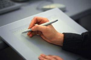 Come disegnare con una tavoletta grafica