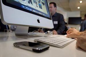 Font dimensione modifiche del mio schermo Mac durante lo scorrimento
