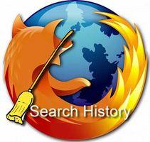 Come cancellare la cronologia di ricerca su Firefox