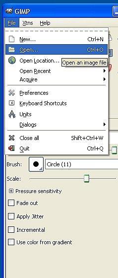 Come fare una GIF