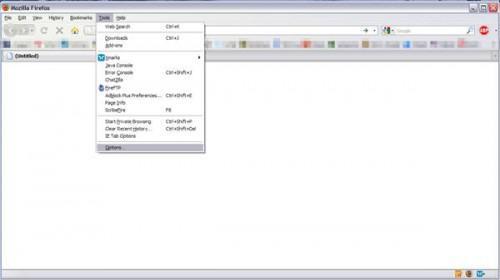 Come eliminare la cartella cronologia del Browser