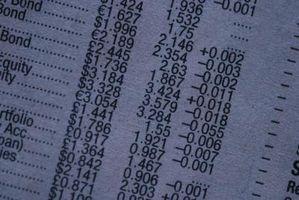 Come impostare un foglio di calcolo di contabilità in Excel