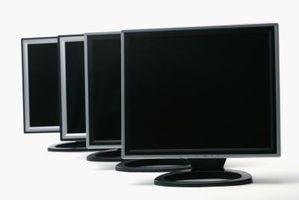 Come attivare un Monitor esterno su un computer portatile