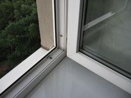 Come misurare un'apertura di finestra esistente per una finestra di sostituzione