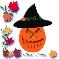 Come creare biglietti di Halloween stampabili gratis