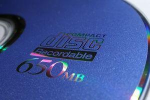 Come testare un masterizzatore di CD Sony