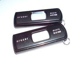 Flashdrive vs Portable Hard Drive