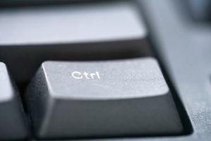 Quali sono le combinazioni di tasti di controllo su Microsoft?