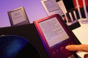 Come convertire un. DJVU File in un File di E-book di Sony