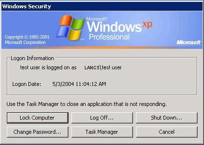 Come sbloccare Windows XP