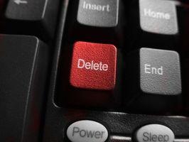 Come recuperare i file eliminati di recente