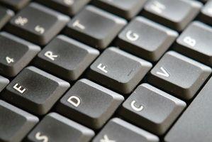 Come sostituire una chiave sul mio Powerbook G4