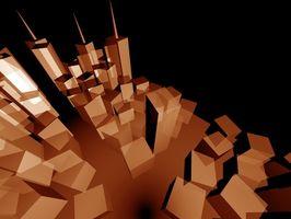 Come costruire una città di vita reale 3D