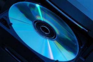 Come aprire un cassetto del DVD in un eMachine ET1161-05 Computer