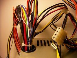 Come collegare i cavi per una scheda madre di Purepower Rx Power Supply Unit