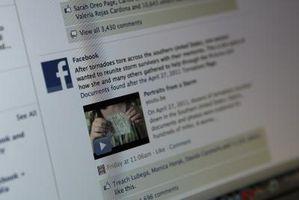 Come eliminare una causa dal tuo profilo su Facebook