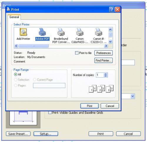 Come fare un File PDF su un PC