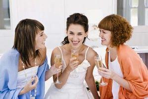 Come modificare una foto del matrimonio di gruppo