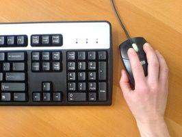 Risoluzione dei problemi di Mouse e tastiera