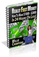 Come fare soldi online con i prodotti PLR - parte 1