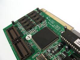 Come sostituire la scheda grafica in un computer portatile
