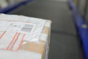 Come tenere traccia USPS posta d'oltremare