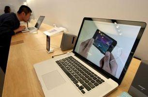 Come partizionare il disco rigido su un MacBook Pro prima di migrazione dei dati
