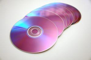 Come cambiare la cartella di inserimento predefinito in un cerchio virtuale CD