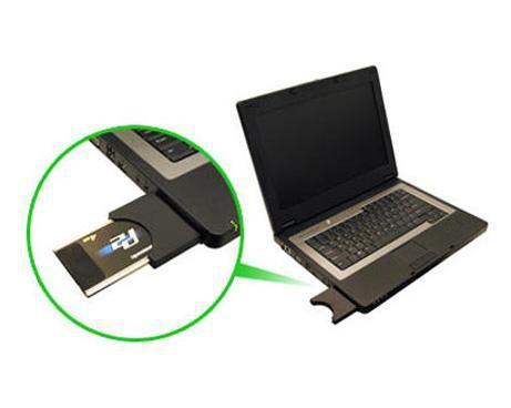 Come si installa una scheda PCMCIA