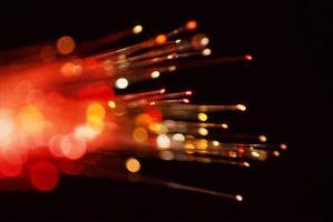 Nozioni di base di fibra ottica rete Ethernet