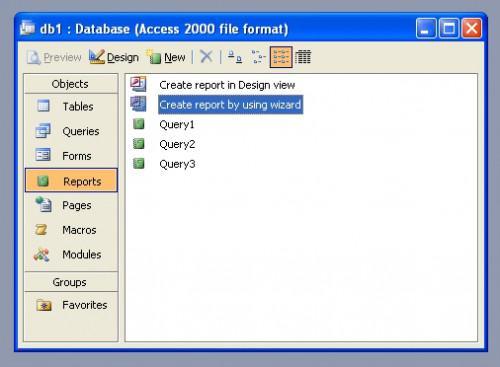 Come creare un Report di Microsoft Access & inviarlo in Microsoft Outlook
